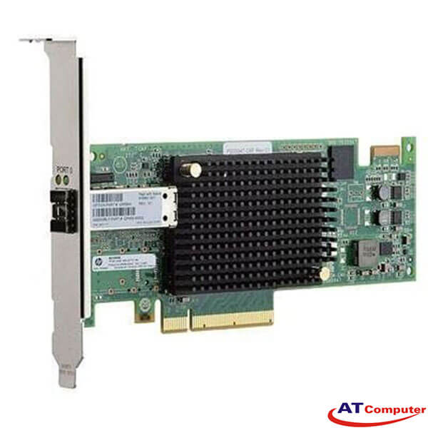 HP StoreFabric SN1100E 16Gb Single Port Fibre Channel Host Bus Adapter, Part: C8R38A