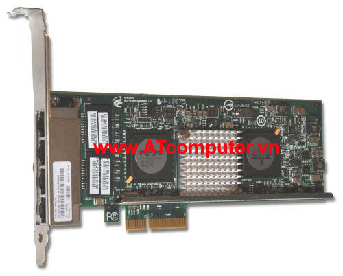 IBM NetXtreme II 1000 Express Quad Port Ethernet Adapter, Part: 49Y4220