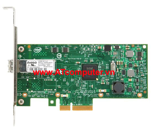 IBM Intel I350-F1 1xGbE Fiber Adapter, Part: 00AG500, 00AG503
