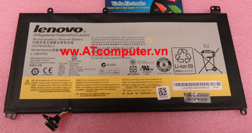 PIN LENOVO Ideapad U430, U530. 8Cell, Oem, Part: 3ICP40/61/66-2, 3ICP8/60/60, L11M3P62, 121500163, L11L6P61