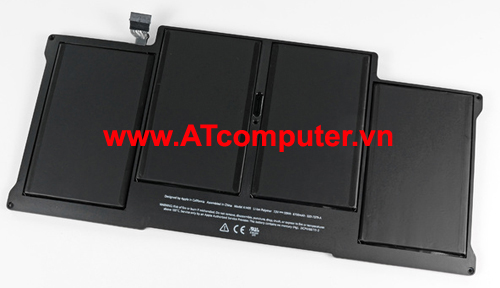 PIN MacBook Air 13.3, MC965, MC966, MD231, MD232, A1405, A1369, A1466. 6Cell, Oem, Part: A1405, 020-7379-A, 020-7379-01