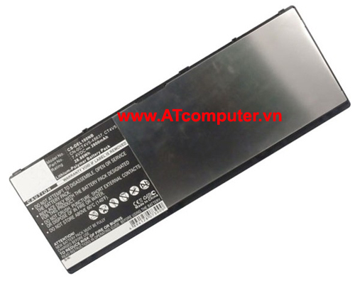 PIN DELL Latitude 10, 10 tablet series. 2Cell, Original, P/N: 1VH6G, 1XP35, 312-1412, C1H8N, FWRM8, KY1TV