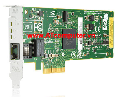 HP NC320T PCI-Express Gigabit Server Adapter, Part: 367047-B21