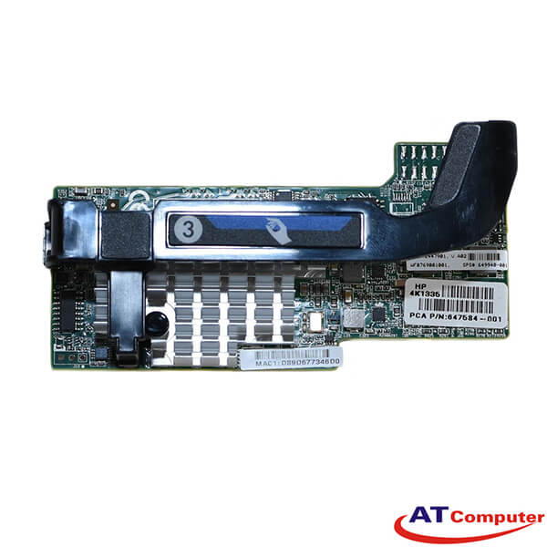 HP FlexFabric 10Gb 2-port 554FLB Adapter, Part: 647586-B21