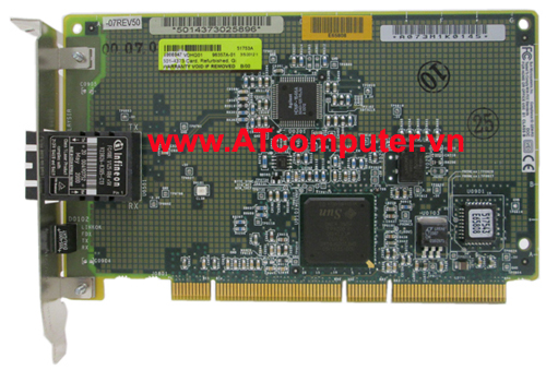 SUN PCI Gigabit Ethernet 2.0, 3.0, P/N: 501-4373, X1141A, 605-1601