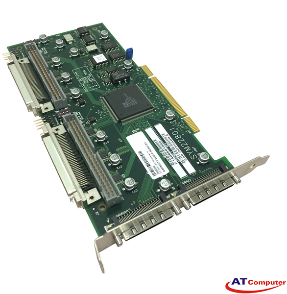 SUN PCi Dual Single-Ended Ultra, Wide SCSI, Part: 375-0005, X6540A