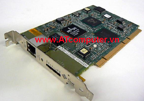 SUN Single Gigabit Ethernet Card, P/N: X9271A, 370-6685, PWLA8490MT