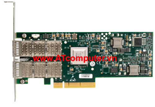 SUN Fire T1000 4Gigabit Sec PCI-E Dual FC Host Adapter, P/N: 240-4811