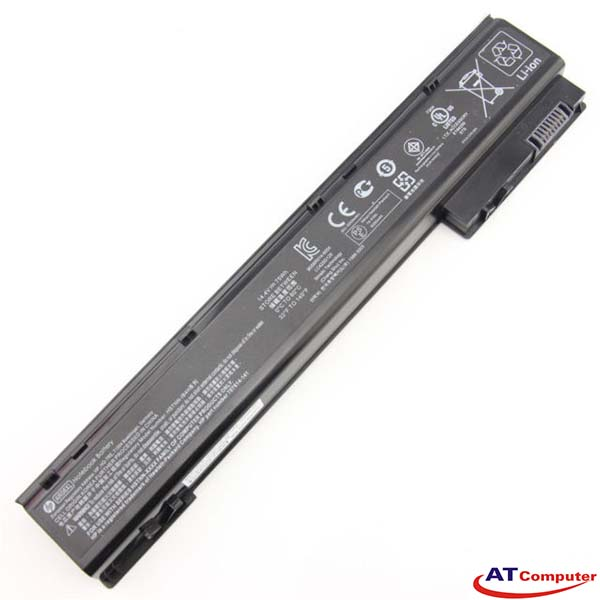 PIN HP ZBook 15, 15 G1, 15 G2, ZBook 17, 17 G1, 17 G2. 8Cell, Original, Part: AR08, AR08XL, HSTNN-C76C, HSTNN-IB4I