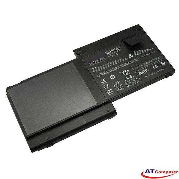 PIN HP EliteBook 725, 725 G1, 725 G2, 820 G1, 820 G2. 6Cell, Original, Part: SB03XL, HSTNN-LB4T, SB03046XL, HSTNN-L13C