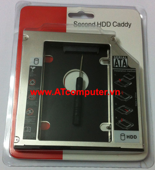 CADDY BAY DVD HDD ATA LAPTOP