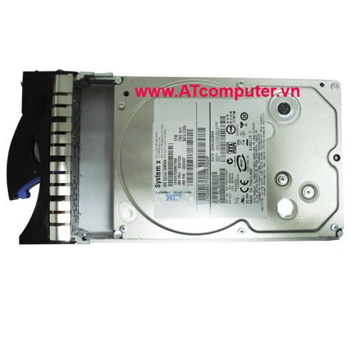 HDD IBM 2TB SATA-FC 3.5''. Part: 59Y5484