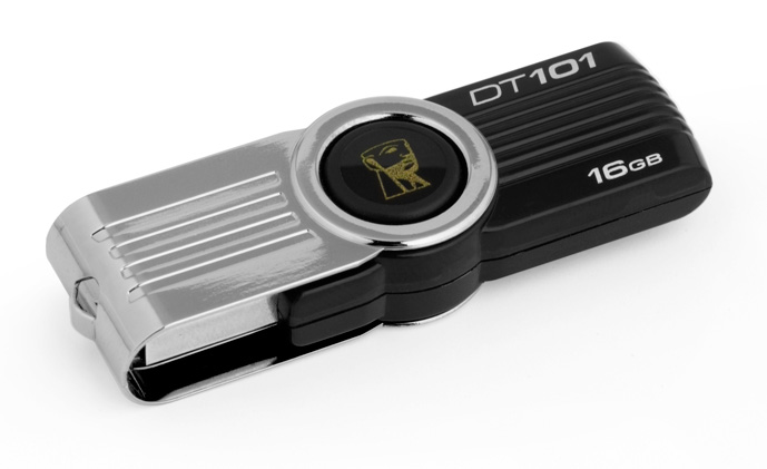 USB KINGSTON DT101 - 16GB