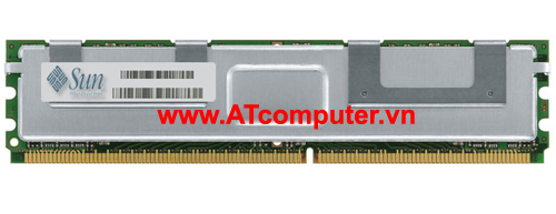 RAM SUN 8GB PC3-10666 Registered ECC DDR3-1333 Low-Voltage DIMM. Part: X4716A, 371-4917, MT-X4716A