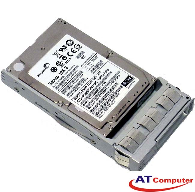SUN 146GB SAS 10K 2.5. Part: XRA-SS2CF-146G10K2, 542-0217