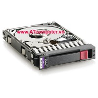 "HDD HP 72GB SAS 15K 6Gbps 2.5"" SFF SP. Part: 512545-B21"