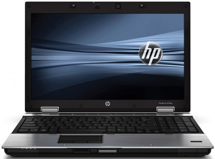 HP Elitebook 8540P, i7-720QM, 4G, 250Gb, DVD±RW, 15.6 LED, NVIDIA NVS 5100M 1GB