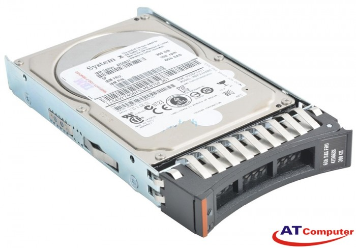 IBM 300GB SAS 10K 6Gbps 2.5. Part: 42D0637