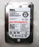 HDD DELL 400GB SAS 10K RPM 3Gbps 3.5''. Part: GY583