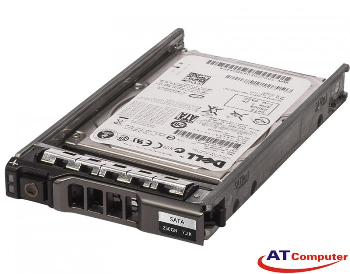 HDD DELL 250GB SATA 7.2K RPM 3Gbps 2.5. Part: P383F