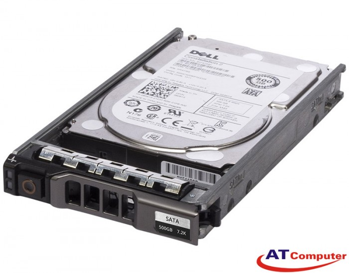HDD DELL 500GB SAS 7.2K RPM 6Gbps 2.5. Part: NV0G9