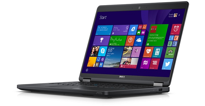 Dell Latitude E7250 Touch, i7-5600U, 8G, SSD 256Gb, 12.5 FHD