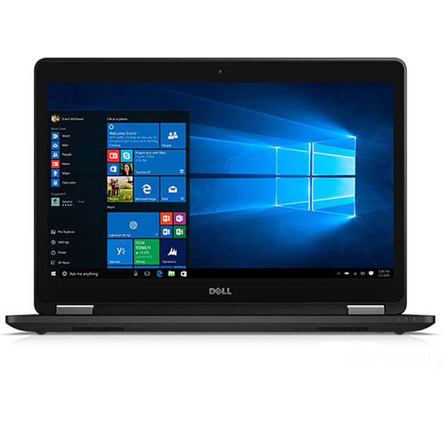 Dell Latitude E7450, i5-5300U, 8GB, SSD 256Gb, 14.0 FHD