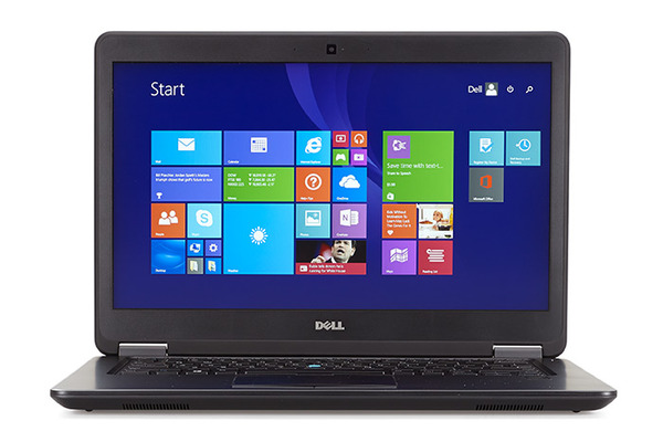 Dell Latitude E7450, i5-5300U, 4G, SSD 128Gb, DVD±RW, 14.0LED, WF, WC, 6cell