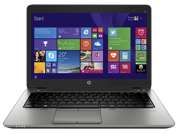 HP EliteBook 840 G2, i5-5300U, 4GB, 500GB, 14.0
