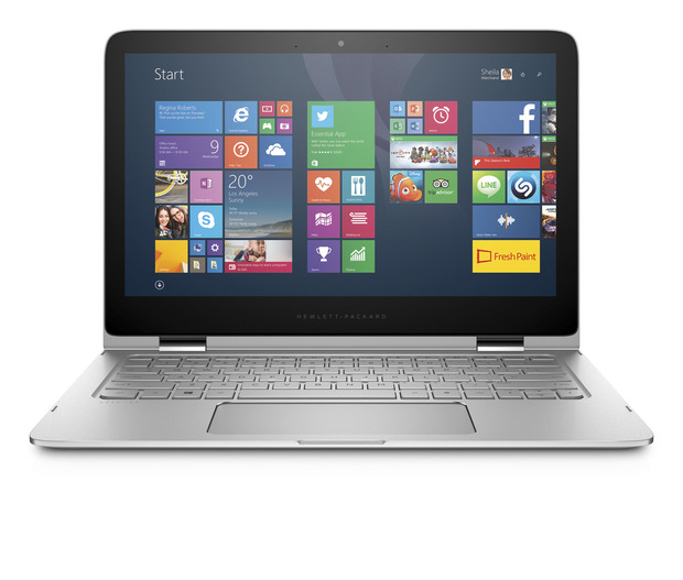 HP Spectre X360, i7-6500U, 8G, SSD 256Gb, 13.3-inch Quad HD touchscreen, WF, WC, 6cell
