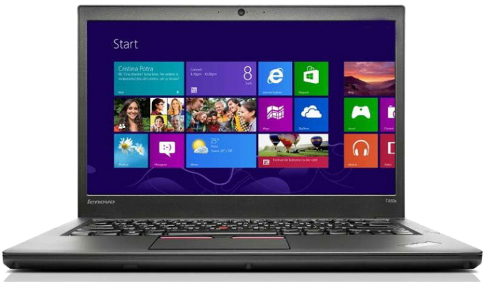 Lenovo Thinkpad T450s, i7-5500U, 8G, SSD 256Gb, 14.0LED FHD, WF, WC, 6cell