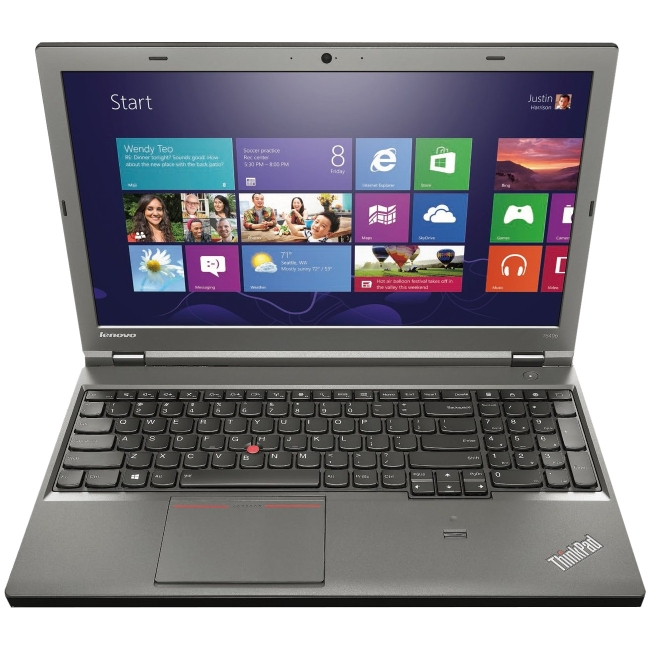 Lenovo Thinkpad T540P, i5-4300U, 4G, SSD 128Gb, 15.6LED FHD, DVD±RW, WF, WC, 6cell