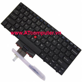 Bàn phím IBM ThinkPad X100, X100E, X120, X120E Series. Part: 60Y9877, 60Y9912, 45N2971, 60Y9326, 60Y9366, 60Y9396