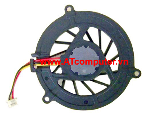 FAN CPU SONY VAIO VGN-N, NR Series. Part: UDQF2PH52CF0, 073-0012-2494-A