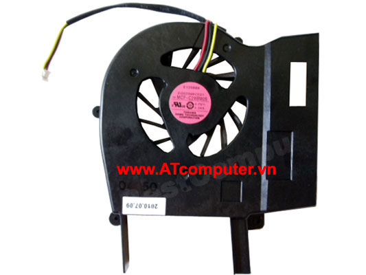 FAN CPU SONY VAIO VGN-CS Series. Part: UDQF2JR03CQU, MCF-C29BM05, DQ5D566CE01, CS215J FN14