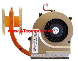 FAN CPU SONY VAIO VGN-SR Series. Part: UDQFRZH09CF0, 023-0001-7989-A, 023-0001-7992-A