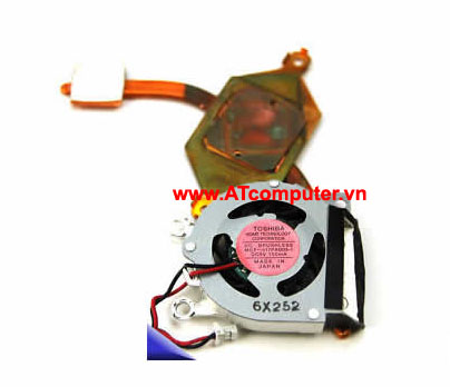 FAN CPU SONY VAIO VGN-TX Series. Part: MCF-517PAM05