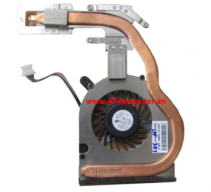 FAN CPU SONY VAIO VPC-Y Series. Part: UDQFZZR71DAR, 60.4JK29.002