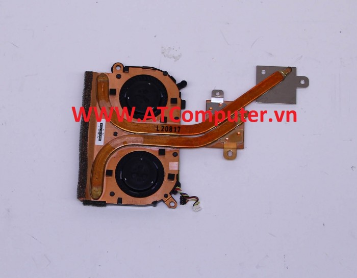 FAN CPU SONY VAIO VPC-SVZ 13.1 Series. Part: UDQFXX012DS0, UDQF2YH11DS0