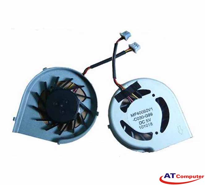 FAN CPU DELL Mini 12, Inspirion 1210 Series. Part: MF40050V1-C030-G99