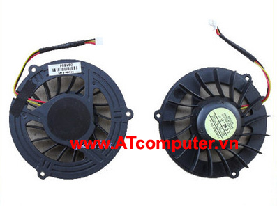 FAN CPU DELL Studio 1440, 1450, 1457, 1458 Series. Part: W161N, WR608, 0WR608, DFS531205LCOT