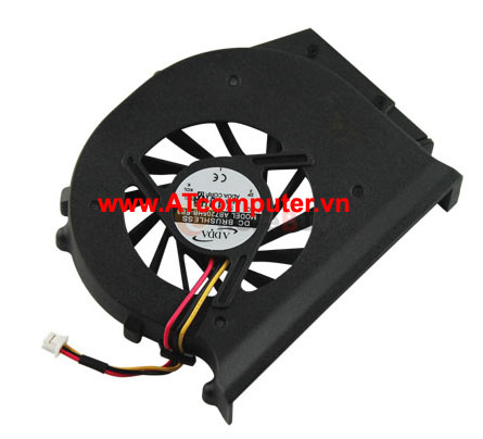 FAN CPU ACER Aspire 4220, AS4520 Series. Part: AB7205HB-EB3, AB7205MB-EB3, AB7505MX-HB3