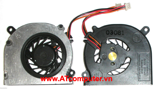 FAN CPU FUJITSU Lifebook P770 Series. Part: MCF-S5045AM05