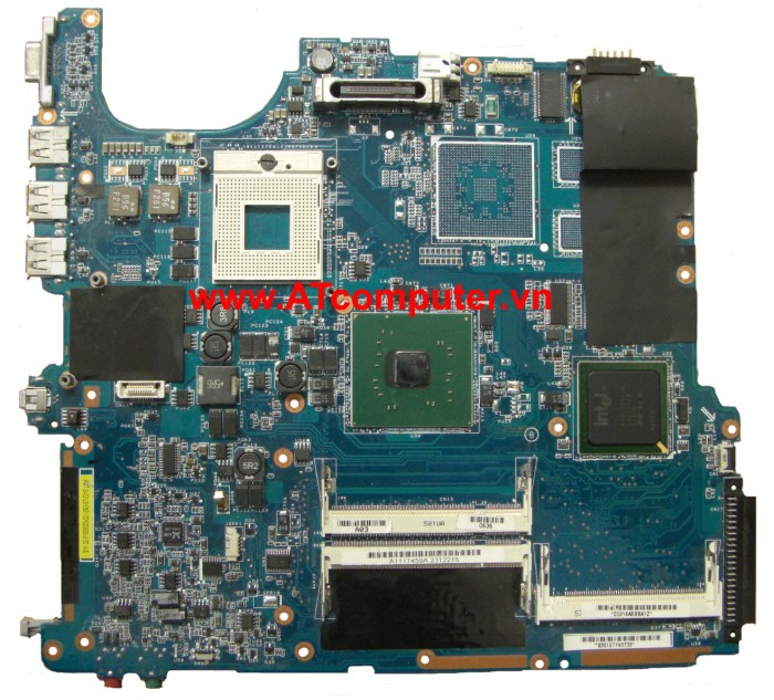MAINBOARD SONY VAIO VGN-FS, Intel 945, VGA share, Part: MBX-130