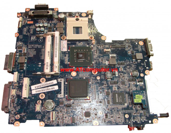 MAINBOARD SONY VAIO VGN-BZ, Intel 965, VGA share, Part: MBX-193
