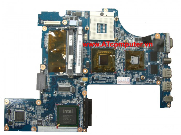 MAINBOARD SONY VAIO VGN-CR, Intel 965, VGA share, Part: MBX-177A