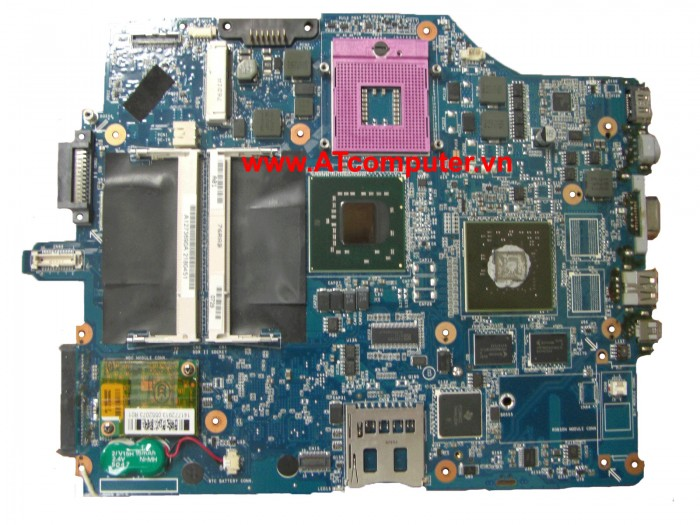 MAINBOARD SONY VAIO VGN-FZ, Intel 965, VGA rời, Part: MBX-165