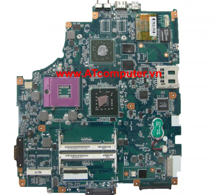 MAINBOARD SONY VAIO VGN-FW, Intel 965, VGA rời, Part: MBX-189