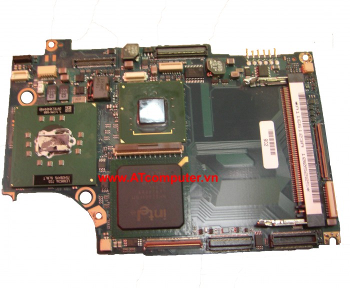MAINBOARD SONY VAIO VGN-TX, VGA share, Part: MBX-153