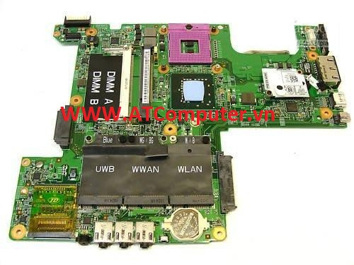 MAINBOARD DELL Inspiron 1525, Intel GM45, VGA rời, Part:  PT113, M353G